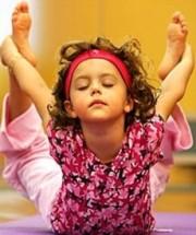 Йога для детей (6-11 лет)
