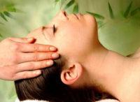 Тайский массаж шеи, головы, лица