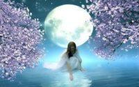 "Открытый семинар ""Лунная женщина"" 7 апреля 13.30-15.30"