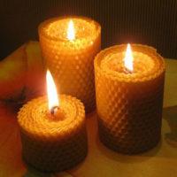 Мастер-класс «Свечи из вощины с намерением» себе и в подарок